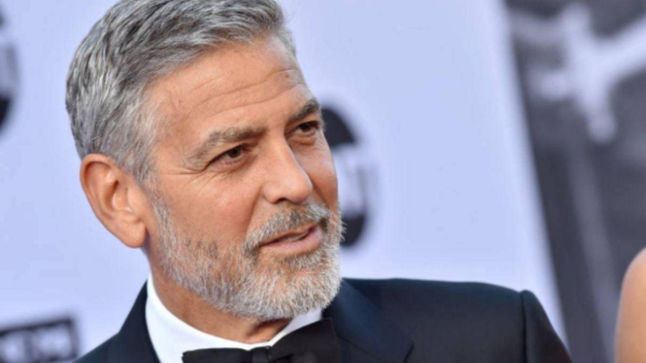 George Clooney e la lingua segreta dei figli: 'Per non farsi capire parlano in italiano!'