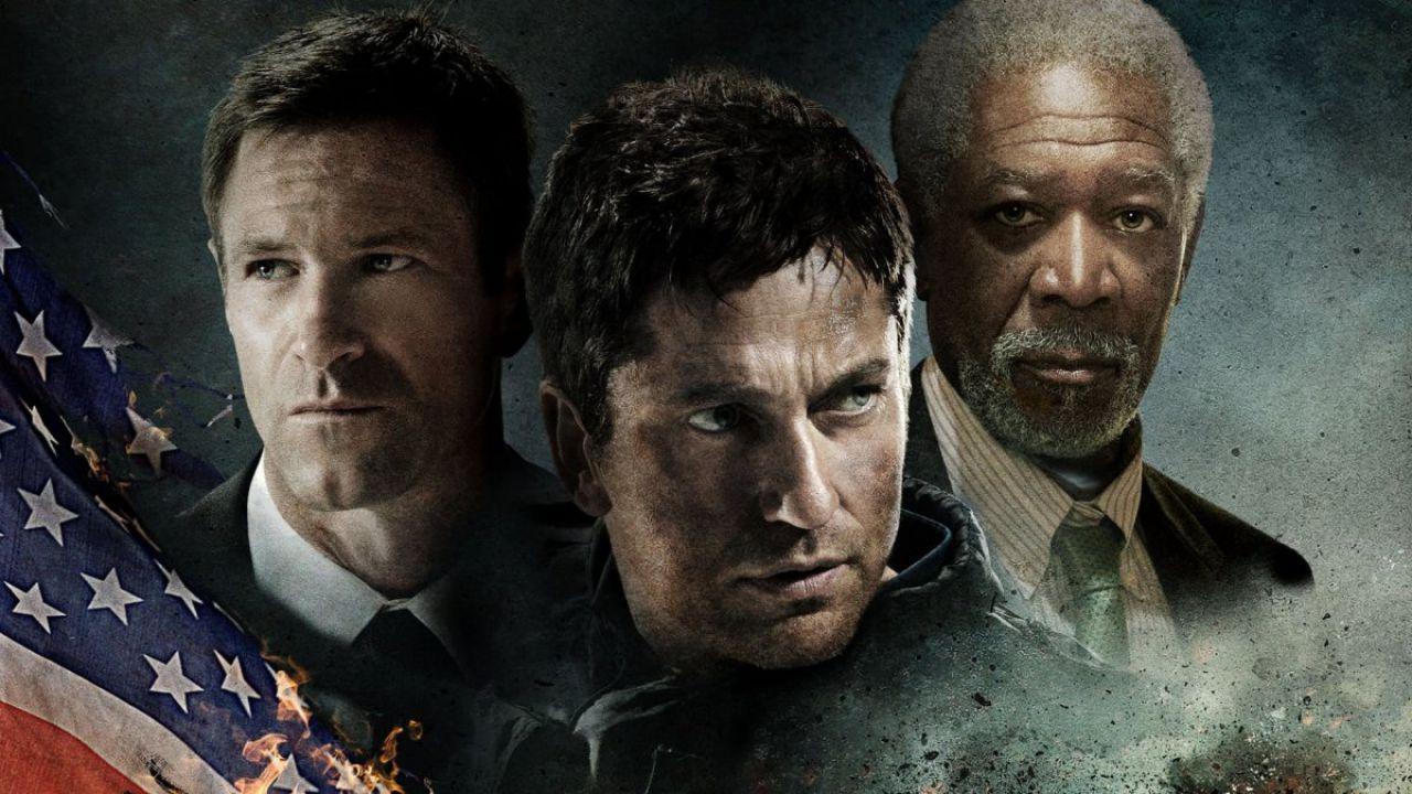 Gerard Butler, Attacco al Potere: sapete che, per legge, il film non dovrebbe esistere?