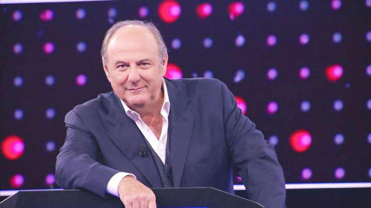 Gerry Scotti positivo al Covid-19: preoccupazione in casa Mediaset