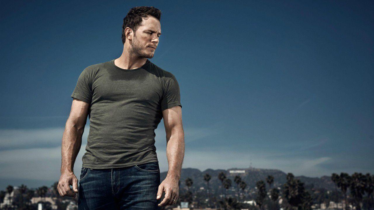 Ghost Draft: Chris Pratt nella foto dal set con il nuovo titolo del film