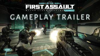 Ghost in the Shell First Assault Online: aperte le iscrizioni per la beta
