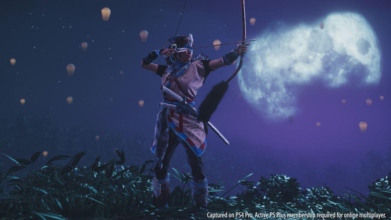 Ghost of Tsushima: arrivano gli outfit di God of War, Bloodborne e non solo