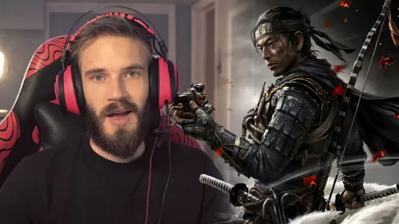 Ghost of Tsushima: PewDiePie non ha dubbi, è meglio di The Last of Us 2