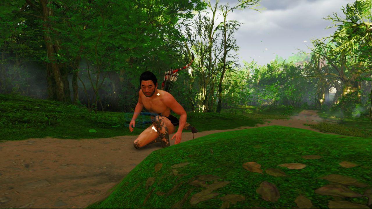 Ghost of Tsushima: scoperto il modo per giocare nei panni di Jin completamente nudo