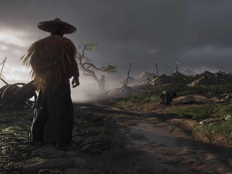 Ghost of Tsushima: Sucker Punch excited about the capabilities of the PS5 SSD