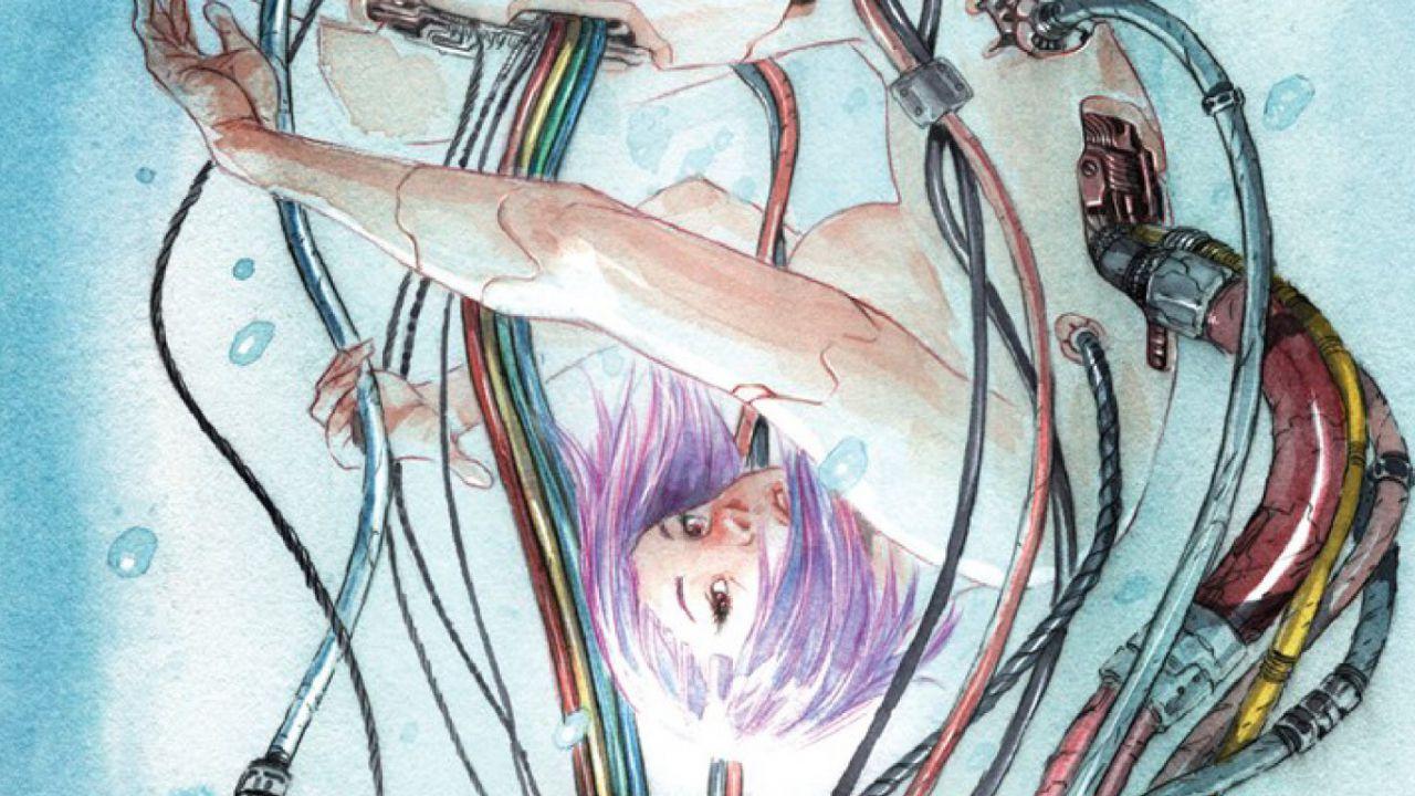 Ghost in the Shell: l'italiano LRNZ presenterà a Lucca il poster di Global Neural Network