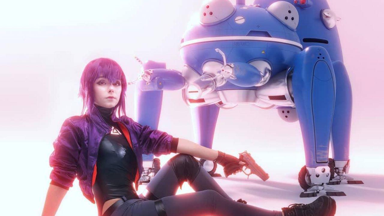 Ghost in the Shell: nuovo cosplay italiano per Motoko Kusanagi ad opera di Little Giuli
