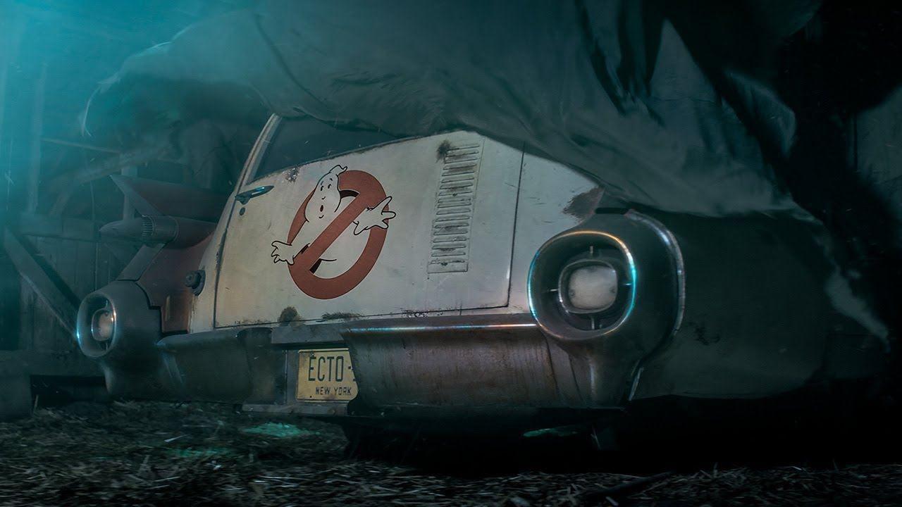 Ghostbusters 3: la Ecto-1 in azione nel nuovo video dal set