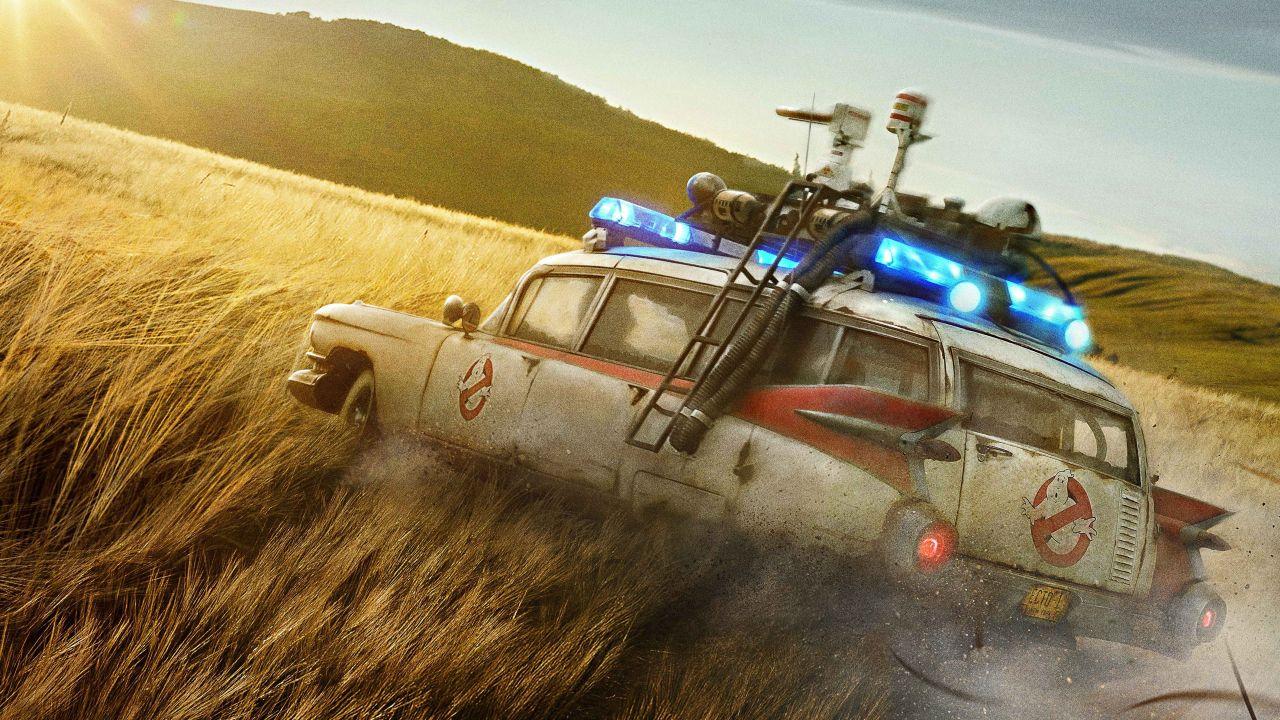 Ghostbusters: Legacy, nuovo sguardo ai giovani acchiappafantasmi in una foto del film