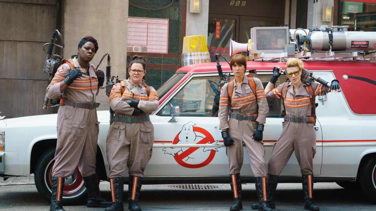 Ghostbusters: online due nuove clip ufficiali