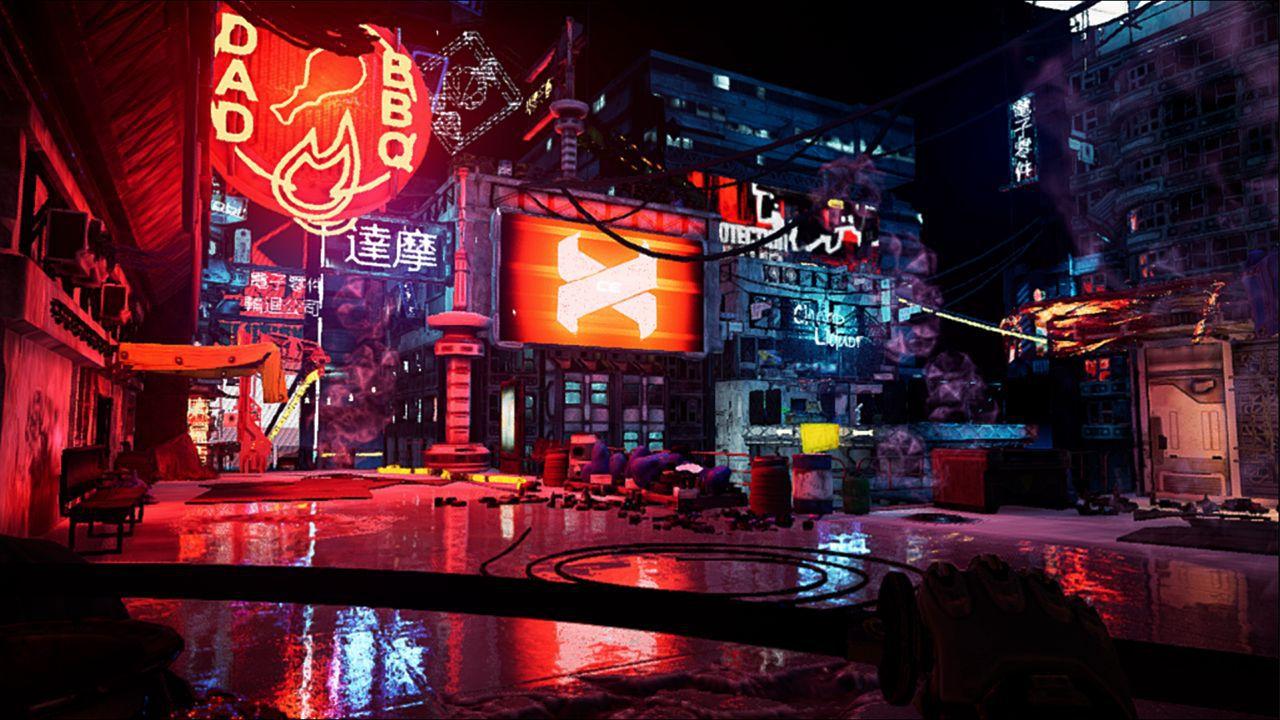 Ghostrunner: l'action cyberpunk esce su Switch a novembre, ecco le nuove immagini