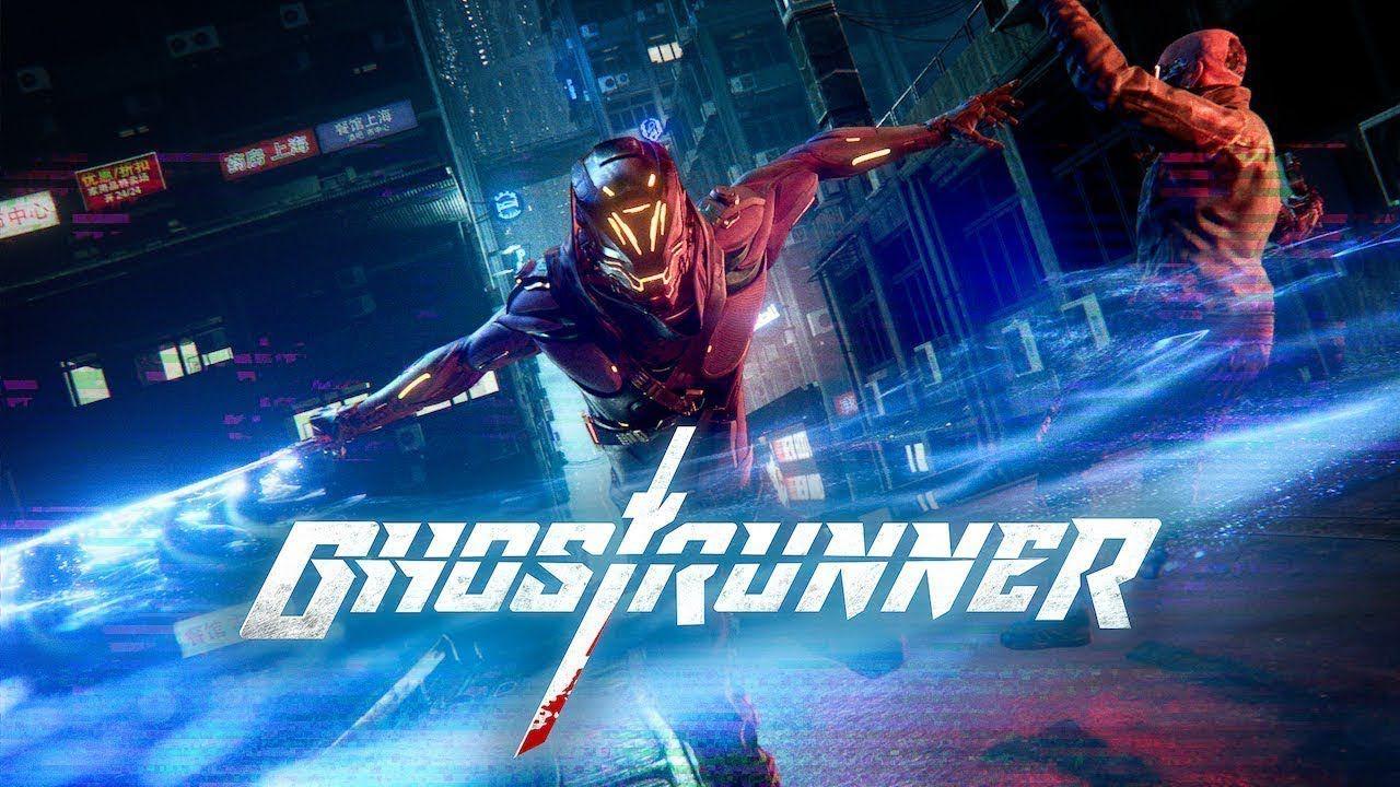 Ghostrunner: la Demo dell'avventura cyberpunk arriva su PS4, Xbox One e Switch