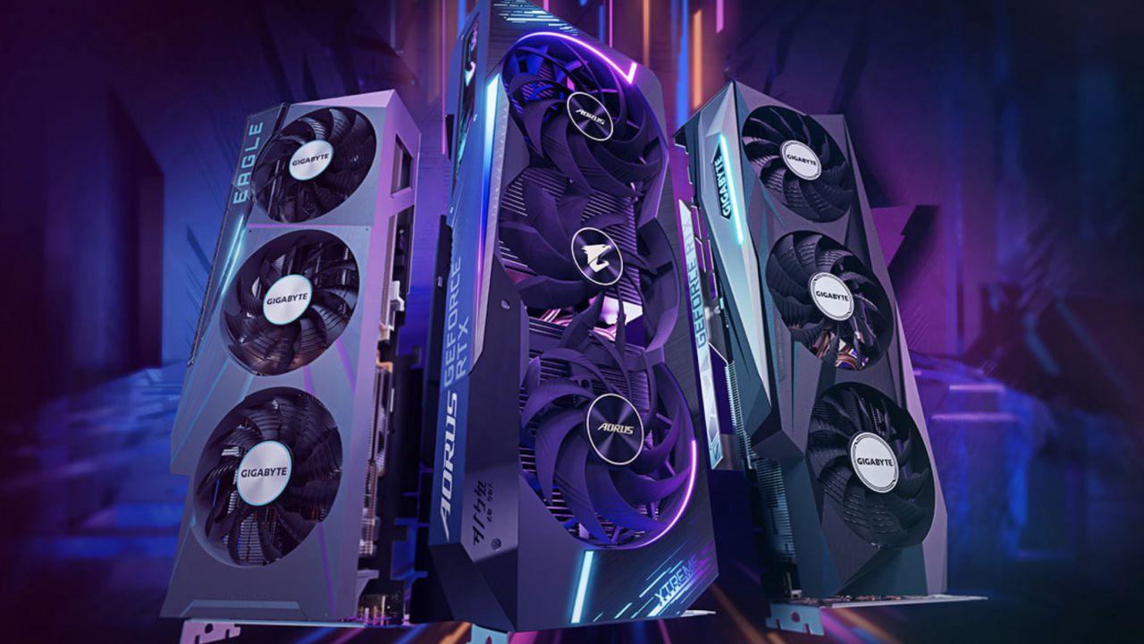 Gigabyte si lascia sfuggire le NVIDIA RTX 3080 Ti da 20GB ed RTX 3060 da 12 Gb