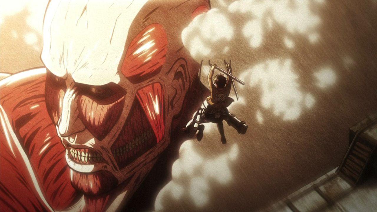 Giganti in azione nel nuovo trailer di Attack on Titan Humanity in Chains