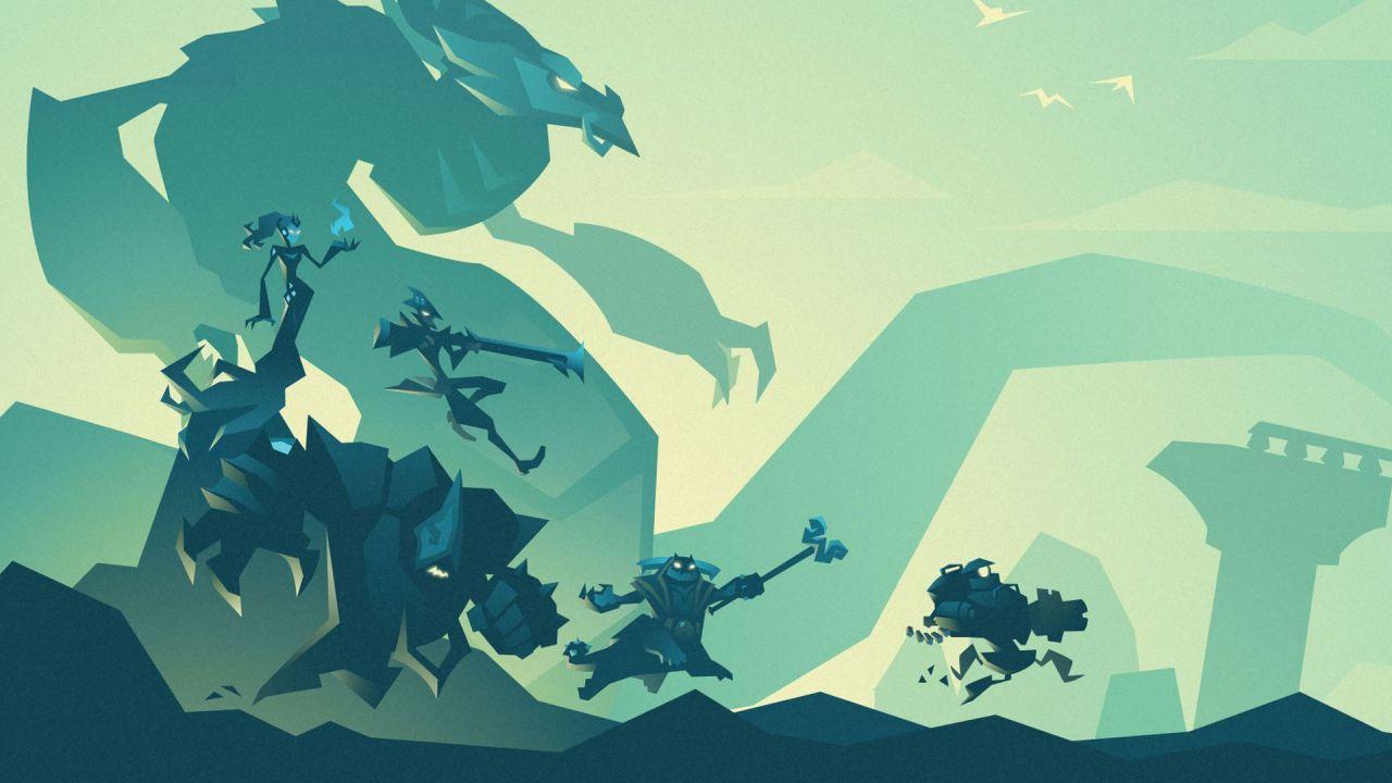 Gigantic entra in closed beta su PC e Xbox One