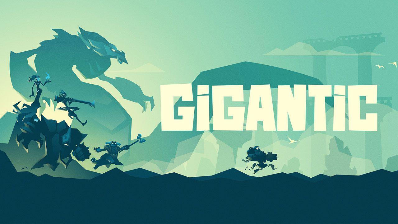 Gigantic è stato rinviato al 2016