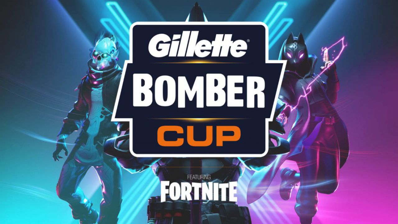 Gillette Bomber Cup Fortnite: Chi sono i campioni che andranno alla finalissima di Lucca?