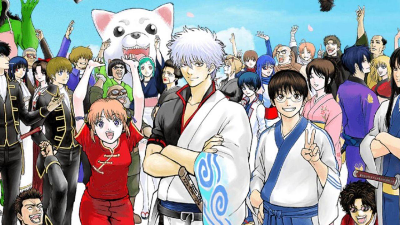 Gintama: confermati titolo e date di pubblicazione dei nuovi episodi speciali