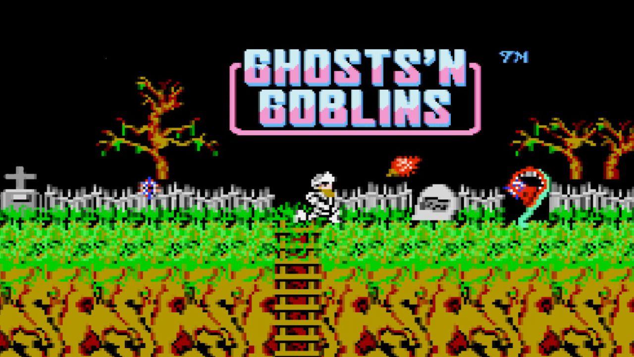 Giochi gratis Nintendo eShop: Ghost n Goblins in regalo fino al 25 febbraio