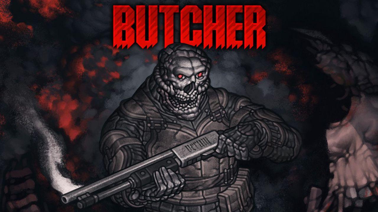 Giochi Gratis PC: Butcher in regalo su GOG per un periodo limitato
