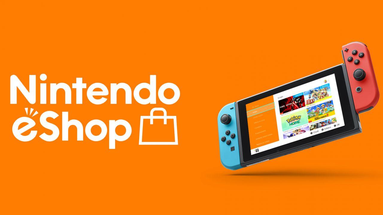 Giochi Nintendo Switch in offerta a meno di 10 euro per il Black Friday