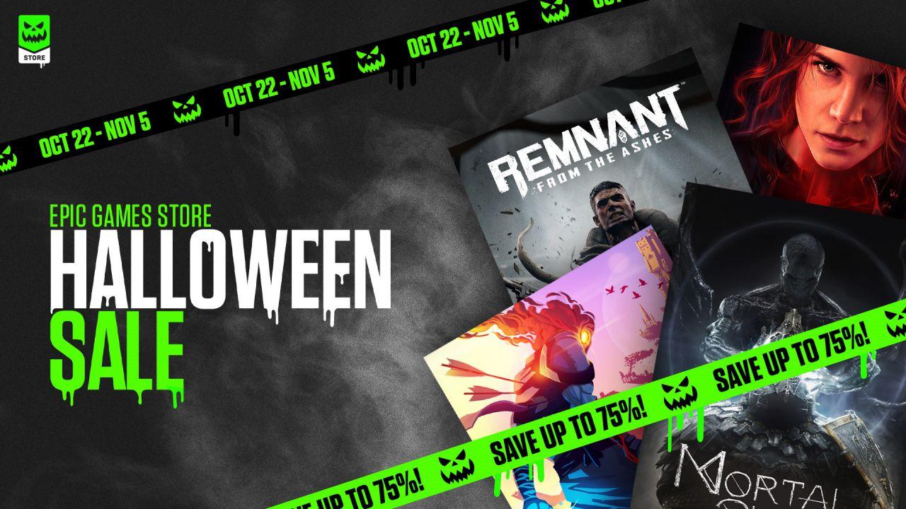 Giochi PC, saldi di Halloween su Epic Store: tra Control, Mafia e RDR2, moltissimi sconti