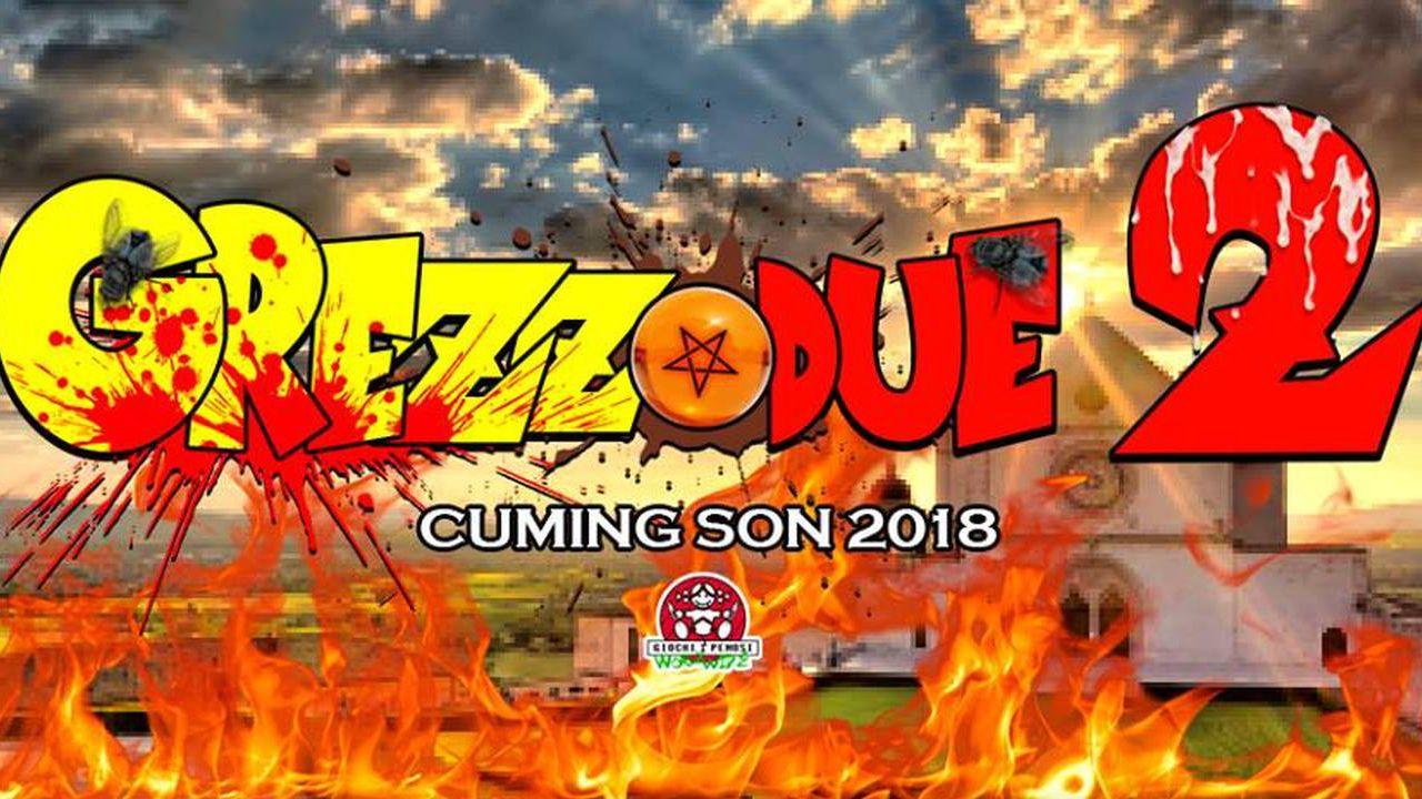 Giochi Penosi annuncia GrezzoDue 2, seguito dell'irriverente e satirico Grezzo2