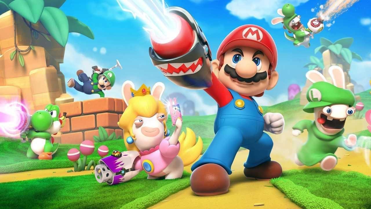 Giochi Ubisoft per Switch e Wii U in offerta sul Nintendo eShop