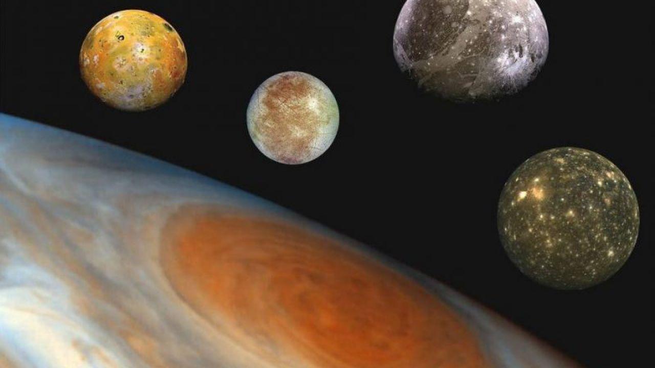 Giove potrebbe avere circa 600 lune irregolari intorno a sé