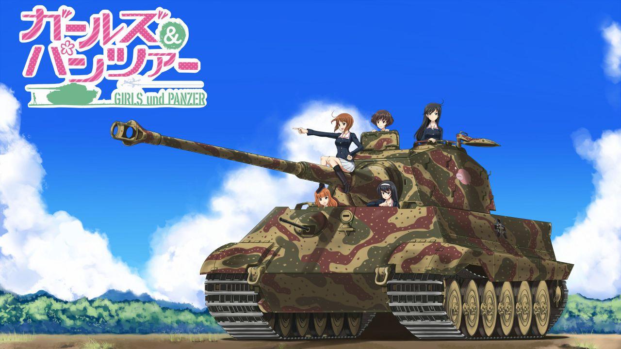 Girls & Panzer: il regista manifesta il suo disappunto politico attraverso l'anime