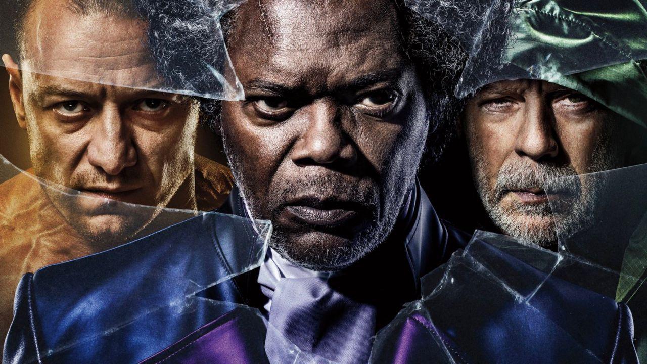 Glass perde audience al box-office e 'ci rimette' in confronto a Split