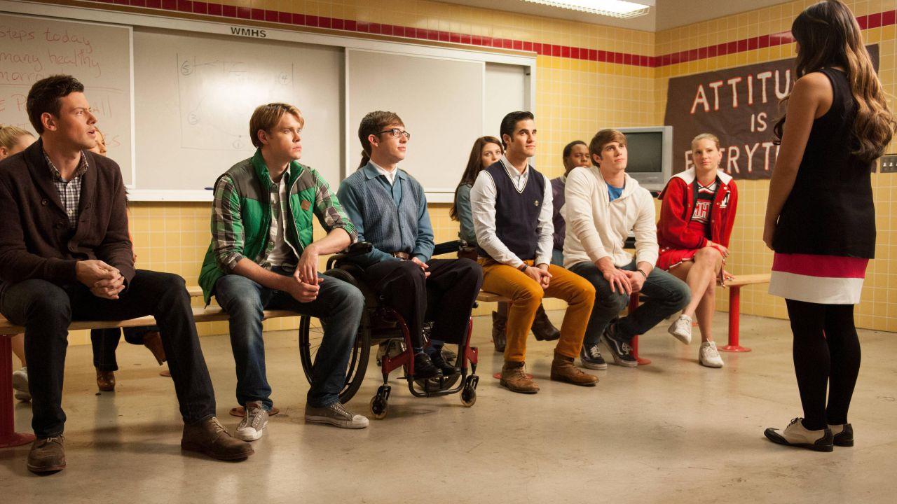 Glee 4: trama, promo, tre sneak peek, audio preview, immagini dal set e screenshot dal ventunesimo episodio Wonder-ful