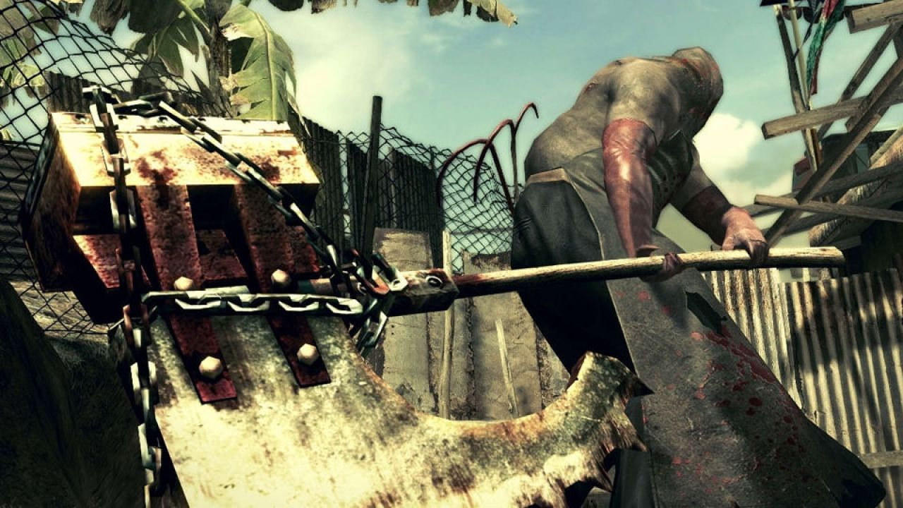 Gli add-on di Resident Evil 5 sono il Deal of the Week