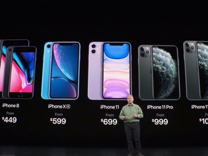 Gli analisti d'accordo: per iPhone 11 vendite superiori ad iPhone Xs