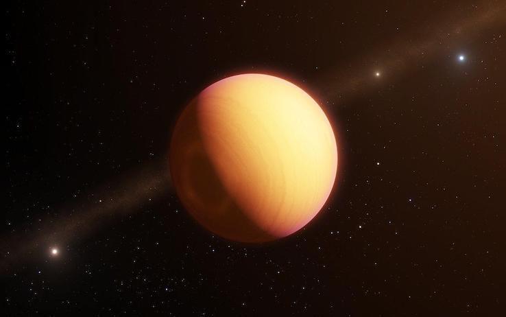 Gli astronomi hanno trovato il pianeta più giovane dell'universo: ecco la prima immagine