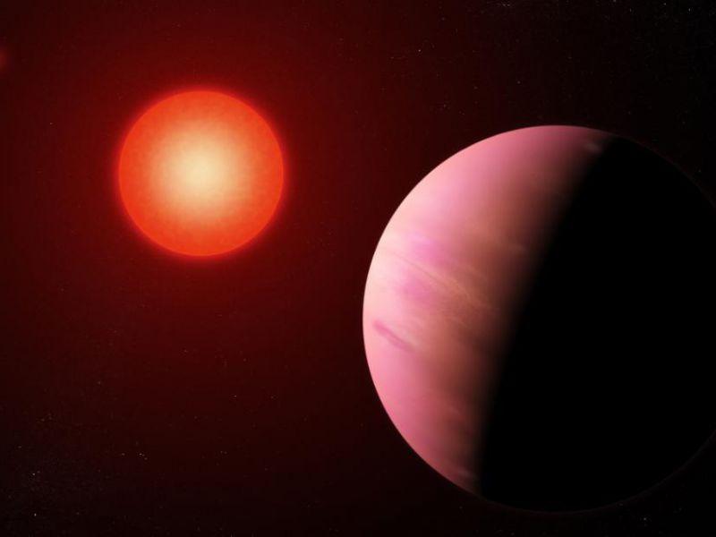Gli astronomi hanno scoperto il nuovo re del sistema planetario Kepler-88