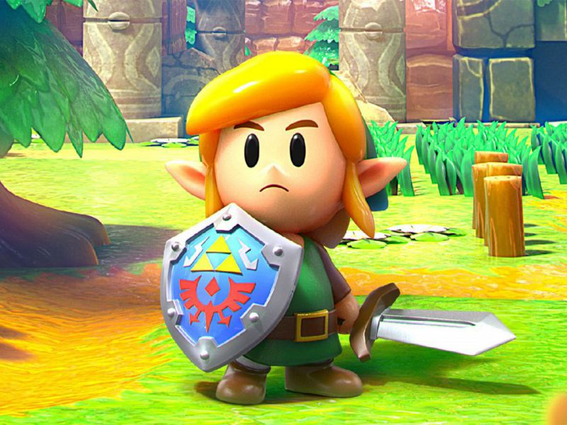 The authors of the remake of Zelda Link's Awakening at work on a new medieval project