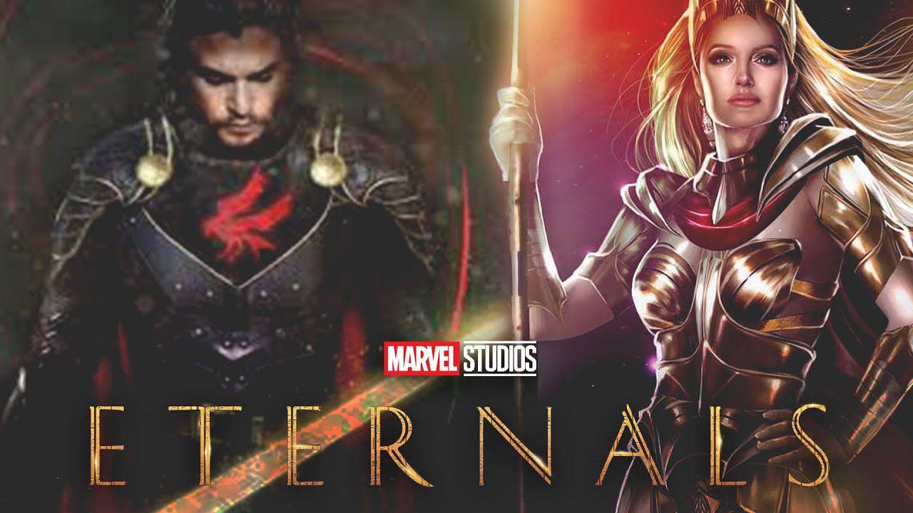 Gli Eterni: Kevin Feige esalta Chloe Zhao e il nuovo film Marvel Studios