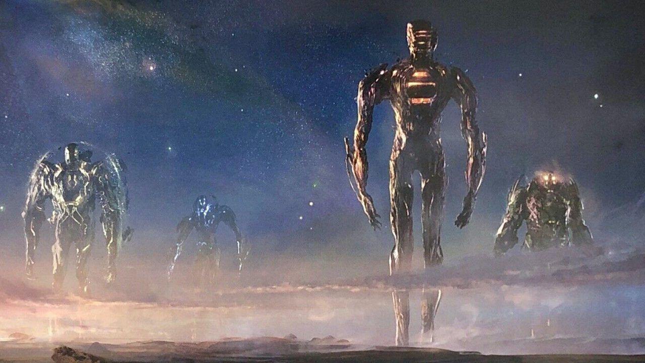 Gli Eterni, quando arriverà il primo trailer del cinecomic Marvel?
