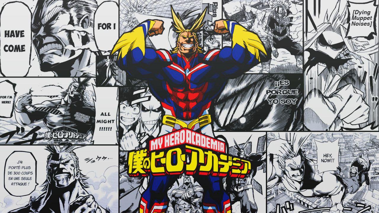Gli Heroes di My Hero Academia invadono la prima copertina di Action Comics