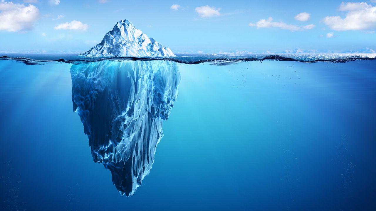 Gli iceberg si stanno sciogliendo più velocemente del previsto