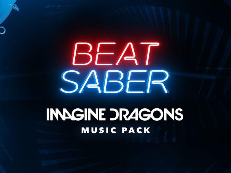 Gli Imagine Dragons invadono Beat Saber con un nuovo DLC