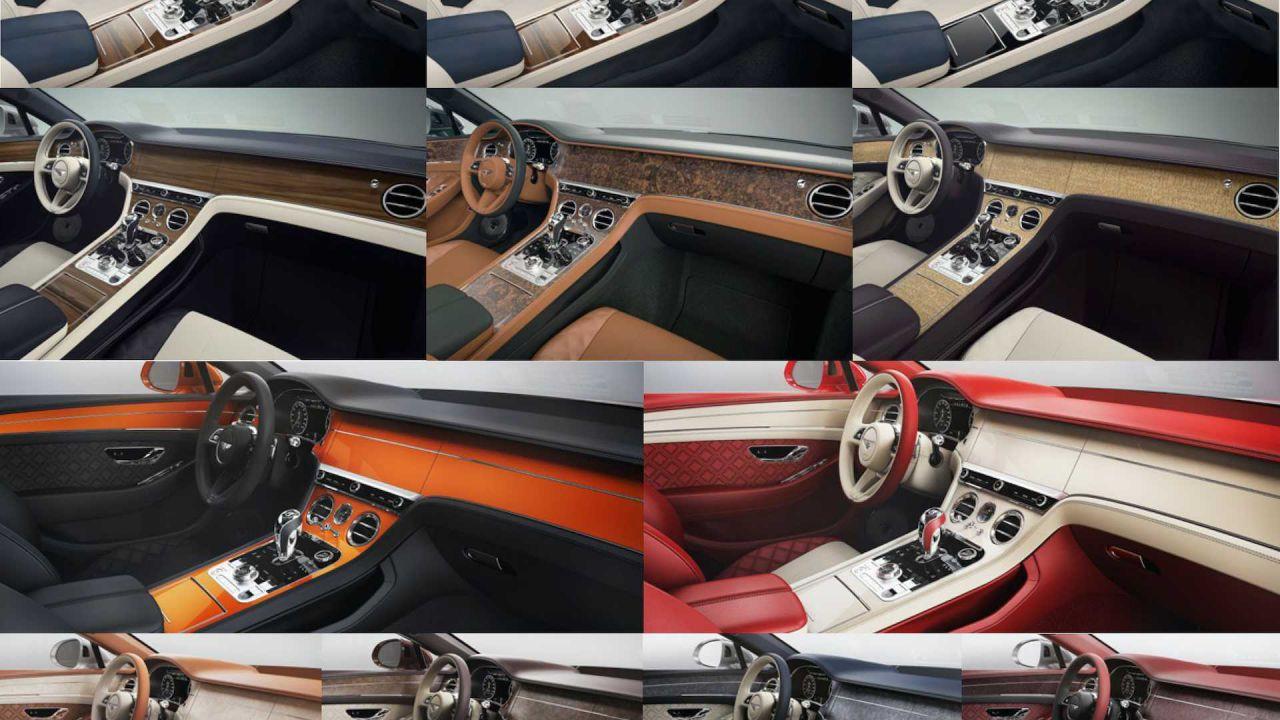Gli interni Bentley sono stellari: personalizzazione a base di quarzite e ardesia