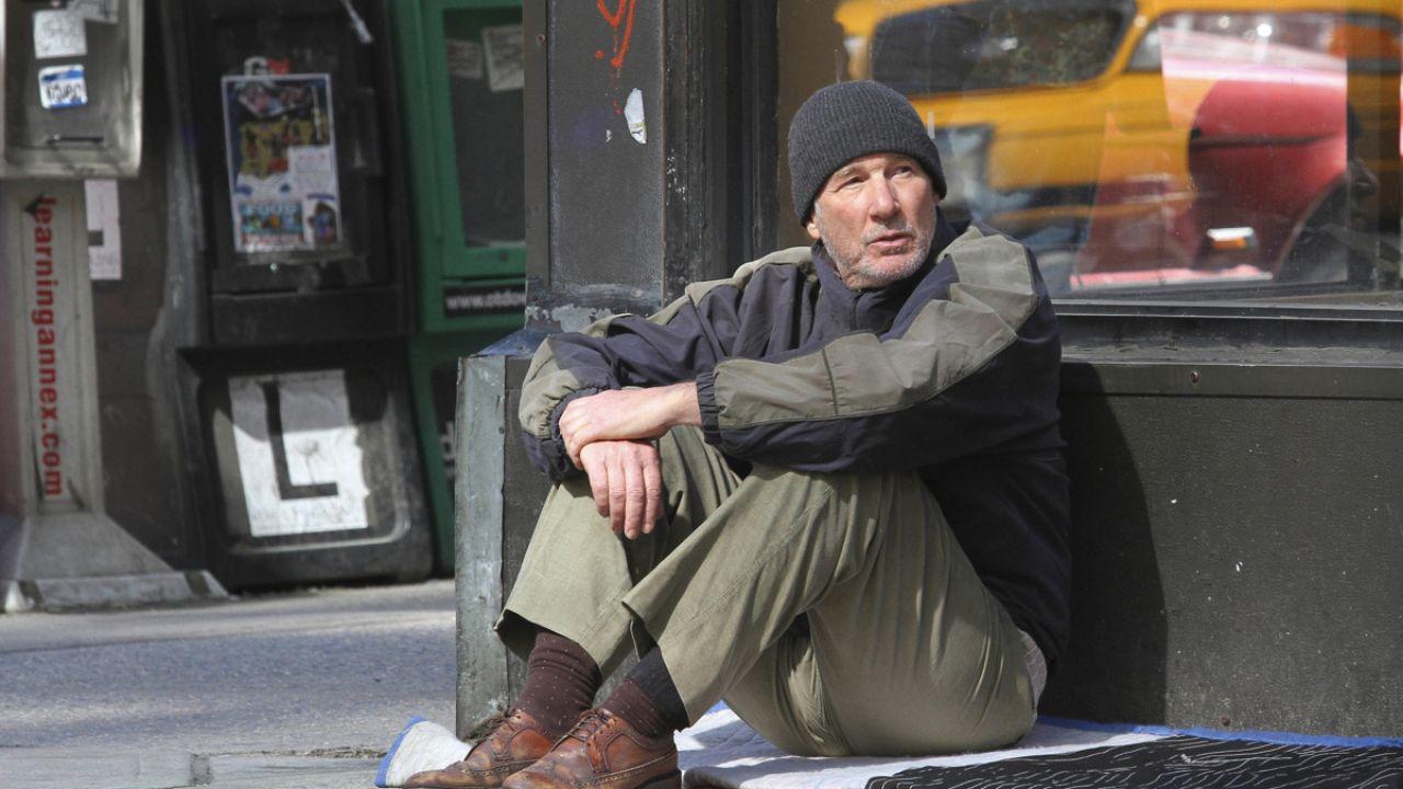 Gli Invisibili: quando Richard Gere è diventato un senzatetto