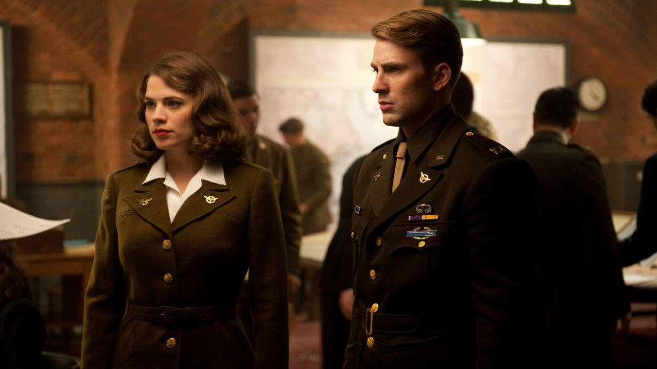 Gli sceneggiatori di Avengers: Endgame non hanno dubbi su chi sia il marito di Peggy