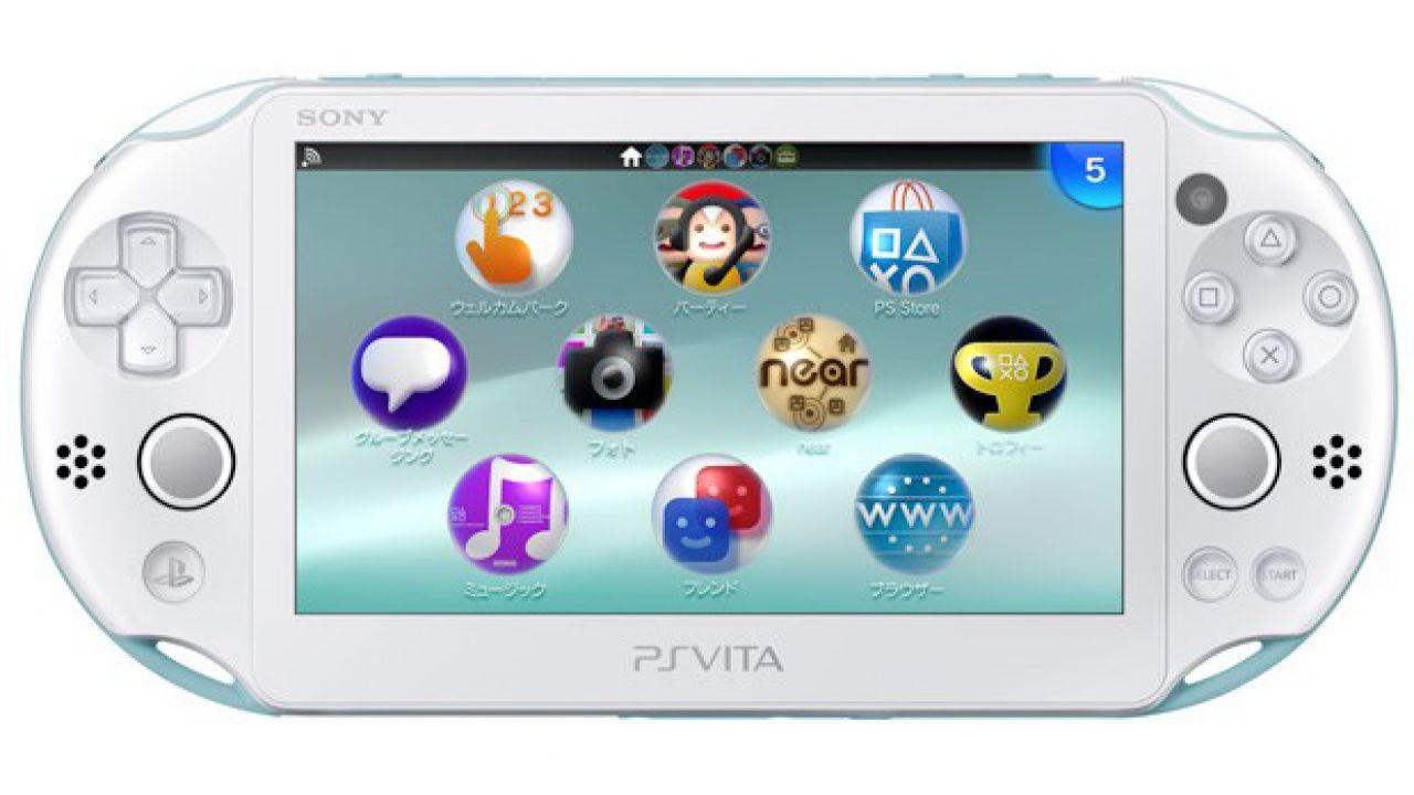 Gli studi di Sony non stanno lavorando a titoli per PlayStation Vita