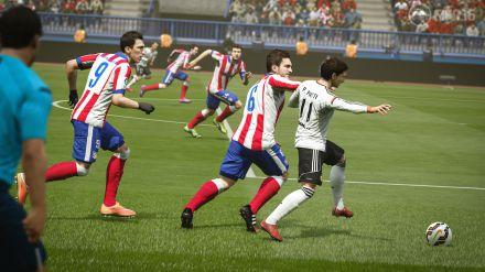 Gli sviluppatori ci spiegano il No Touch Dribbling di FIFA 16
