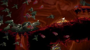 Gli sviluppatori di Jotun annunciano Sundered, un nuovo titolo Metroidvania