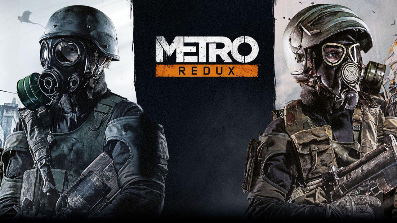 Gli sviluppatori di Metro stanno lavorando a un fps sci-fi?