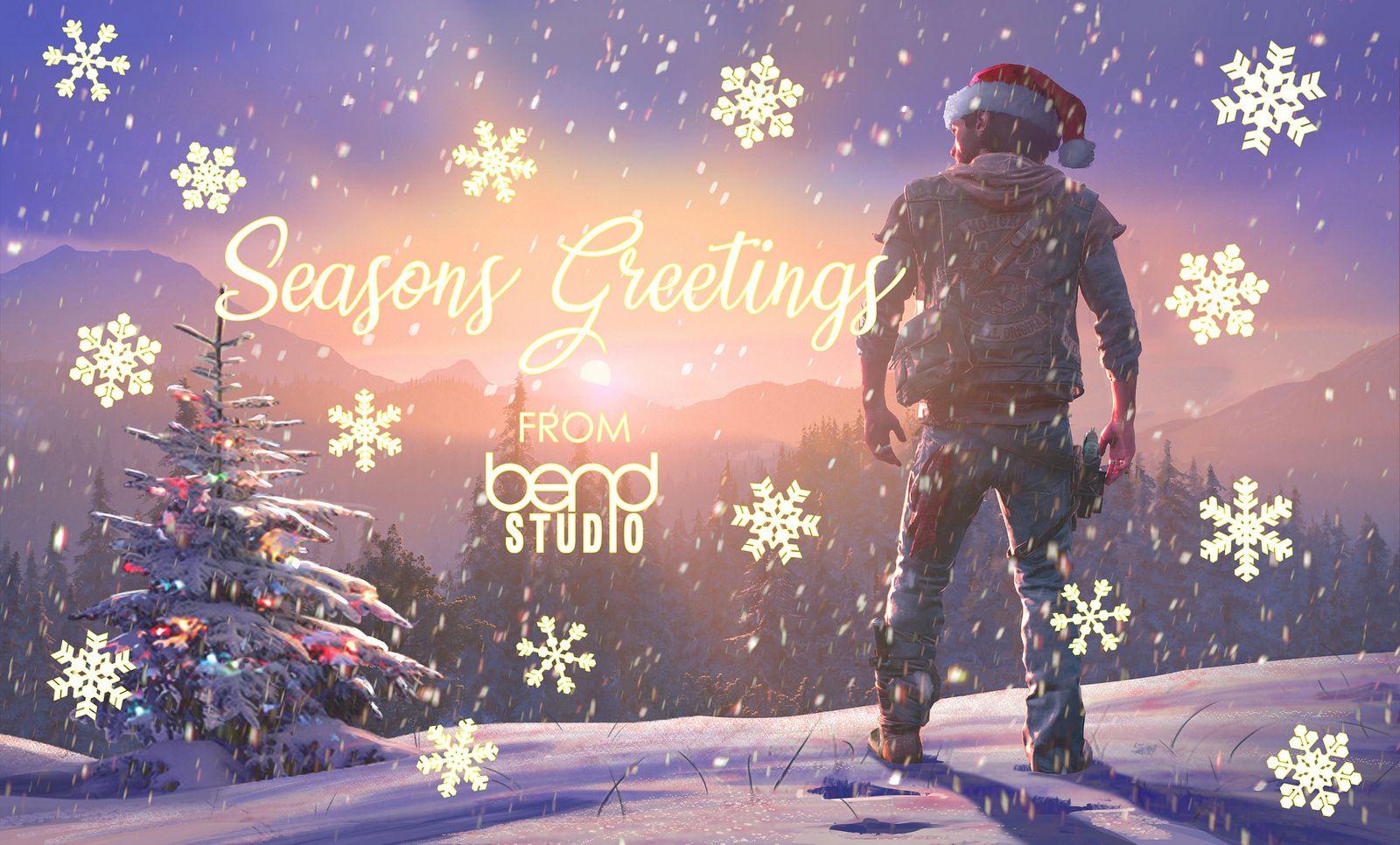 Buon Natale Freestyle Testo.Gli Sviluppatori Playstation Ci Augurano Un Buon Natale Con Delle